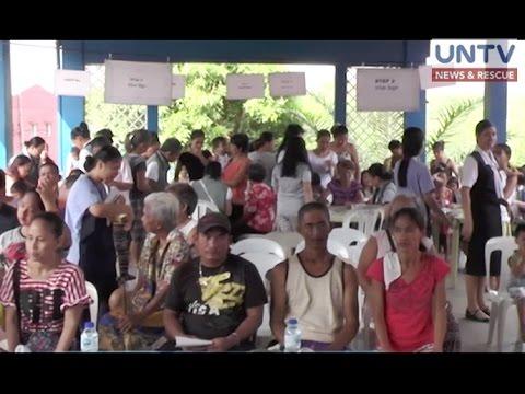 Nasa 1,000 residente sa Tanay, Rizal, natulungan sa medical mission