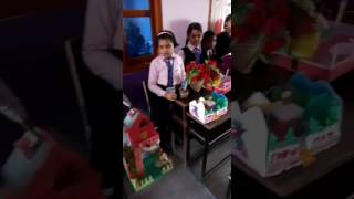 Exhibition show from G S NATIONAL PUBLIC SCHOOL, Bridgmanganj, Maharajganj  UP