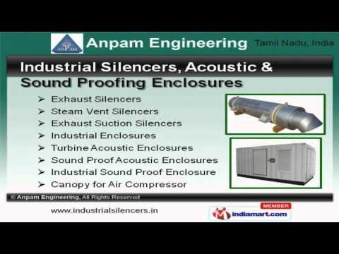Noise Control Equipments By Anpam Engineering, Tiruchirappalli