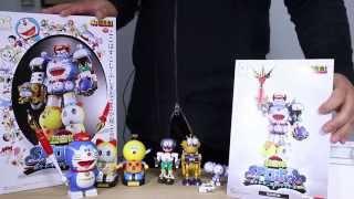 大胆なデザインで話題になっていたSFロボット藤子・F・不二雄キャラクターズを買ってきました!!F作品、結構思い入れが強いので驚きましたが...