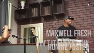 """Maxwell Fresh & Ronnie Foster: """"Ain't it Funky Now"""" (James Brown Cover)"""