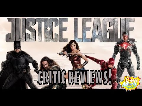 Washington Times Article, Critic Reactions and Reviews Of Justice League.