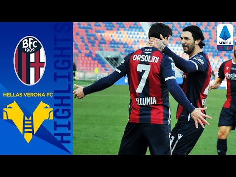 Bologna 1-0 Hellas Verona   Orsolini riporta Mihajlovic alla vittoria   Serie A TIM
