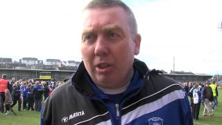 Maghera go for Hogan Glory