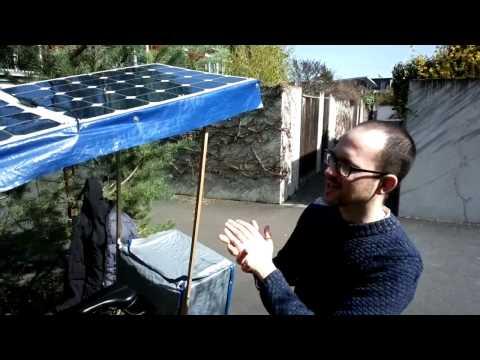 ZolarBike - The Solar Bike Roof