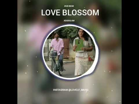 #gb bgms adukalam love bgm