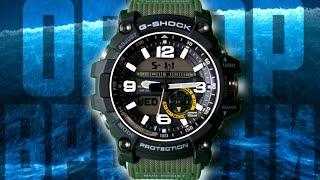 CASIO G-SHOCK GG-1000-1A3 НОВИНКА 2016   Обзор (на русском)   Купить со скидкой