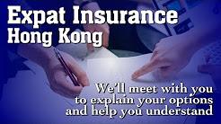 Expat Insurance Hong Kong