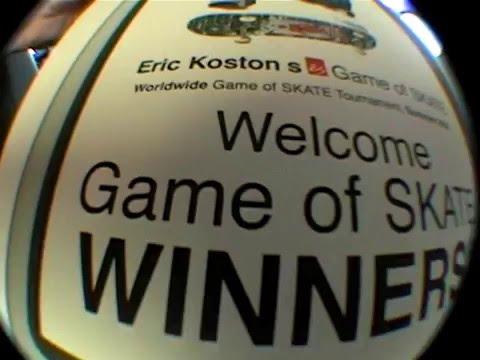 És Game Of SKATE San Diego 2005 (Uncut)