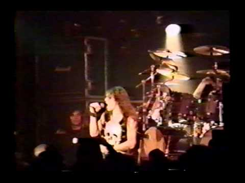 Overkill - 1989 - Houston, TX