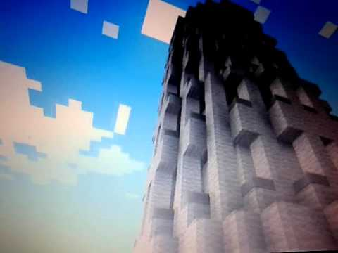 Minecraft monument historique
