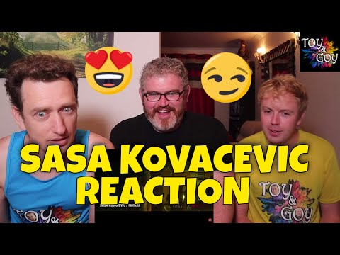SASA KOVACEVIC - Pantera - Reaction