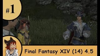FFXIV Stormblood 4.5 blue mage part 1 - Out of the blue