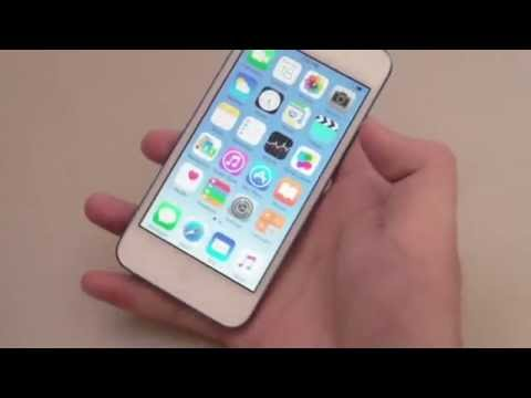 Apple iPod Touch 6th Generation: Review Blue