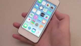 Apple iPod Touch 6th Generation: Review (Blue)