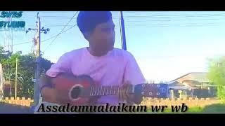 Anji-Dia Versi Salawat terbaru (cover by Akhon21)