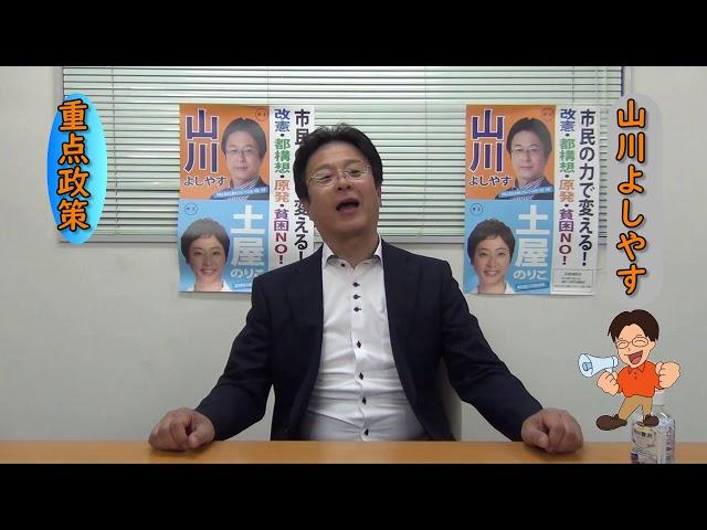 山川よしやす_2019年3月_重点政策
