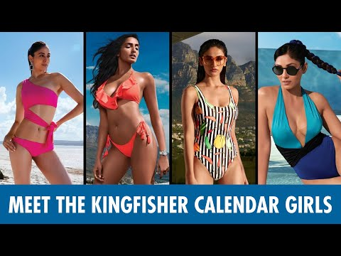 FIRST LOOK Of The Making Of The Kingfisher Calendar 2020 | Episode 1 | Atul Kasbekar
