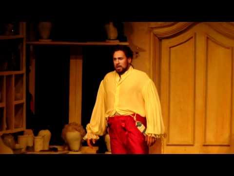 Rossini -  Il barbiere di Siviglia - Largo al factotum della città - Lucas Meachem