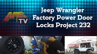 Video Jeep Wrangler Factory Power Door Locks Project 232 download MP3, 3GP, MP4, WEBM, AVI, FLV Juli 2018