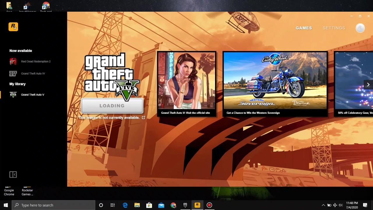 GTA 5 Offline Mode Epic Games : Working 100% - YouTube