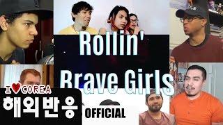 브레이브걸스(Brave Girls) - 롤린(Rollin