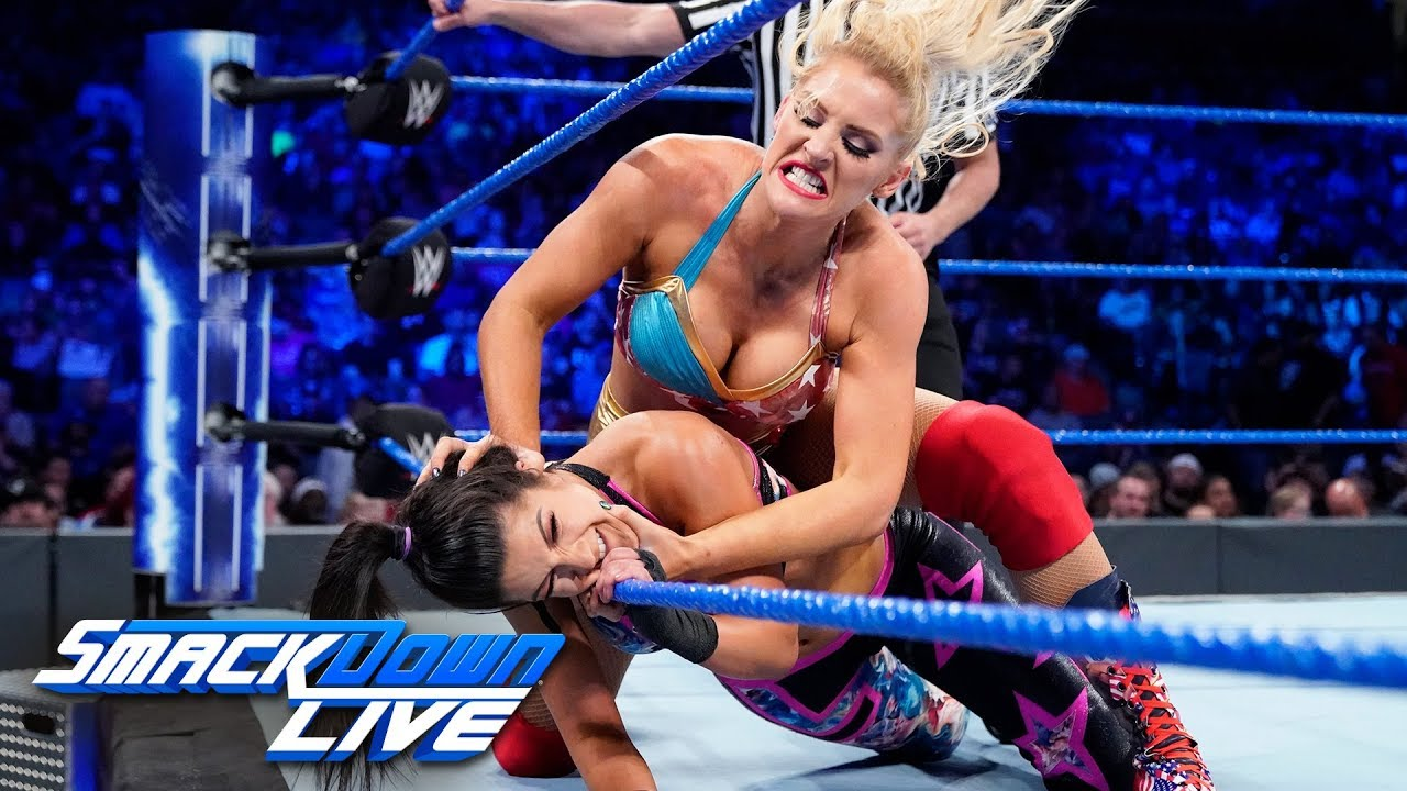 Bayley vs. Lacey Evans: SmackDown LIVE, May 28, 2019
