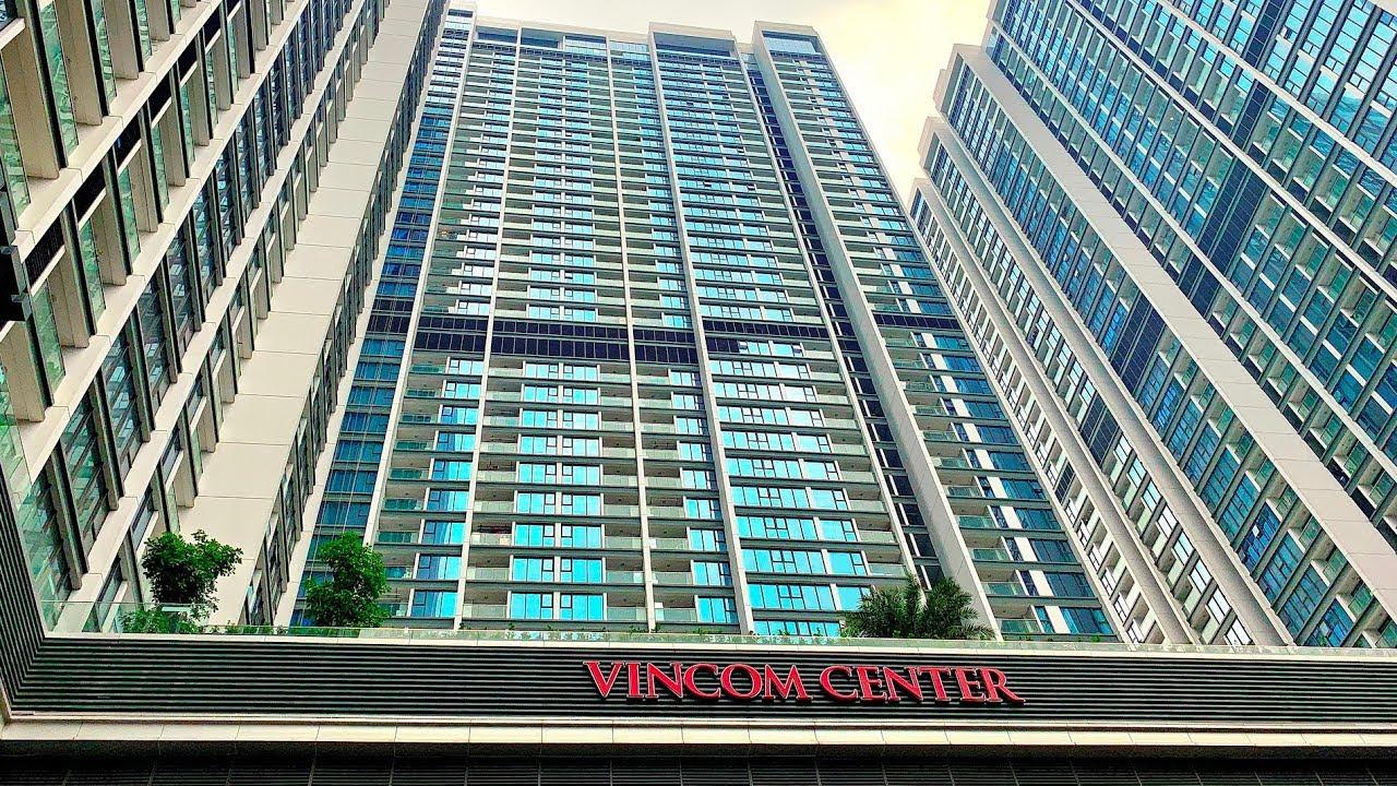 VINCOM CENTER VINHOMES METROPOLIS IN HANOI VIETNAM / IMPRESSIONS / DJI OSMO POCKET VIDEO