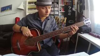Eric Clapton - Tears in Heaven - Nathan East Bassline (Bass Cover)
