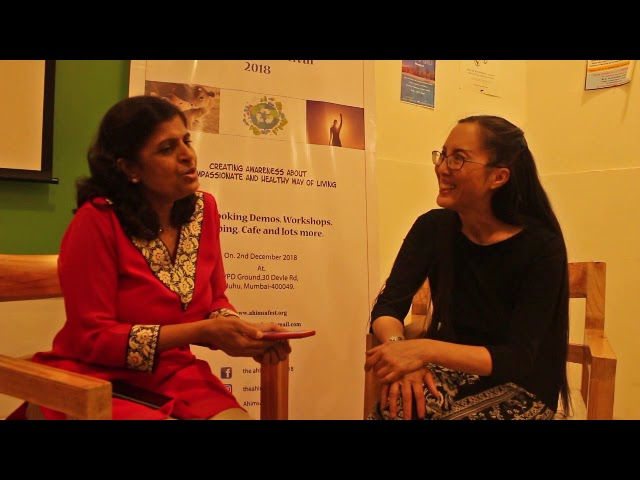 .Dr. Joanne Kong, Mumbai