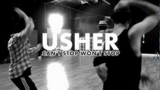 Dance Sessions: Usher - Can