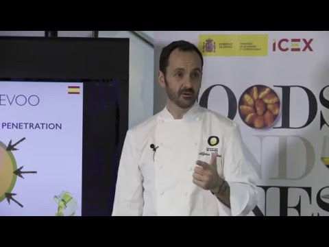 Seminar on Spanish Olive Oil. Chapter 2: Making Process