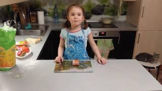 Как приготовить пиццу дома. Видео-рецепт.