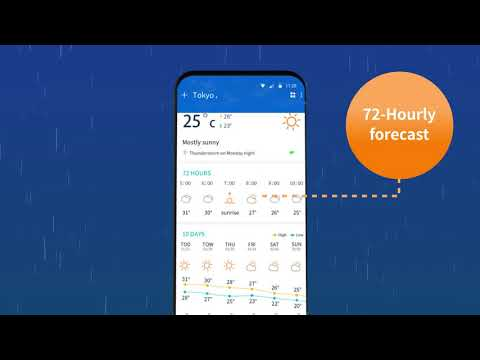 Weather Live Weather Radar App Apps On Google Play