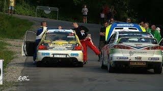 Rally Rzeszow 2017 - ERC2 Highlights LEG2