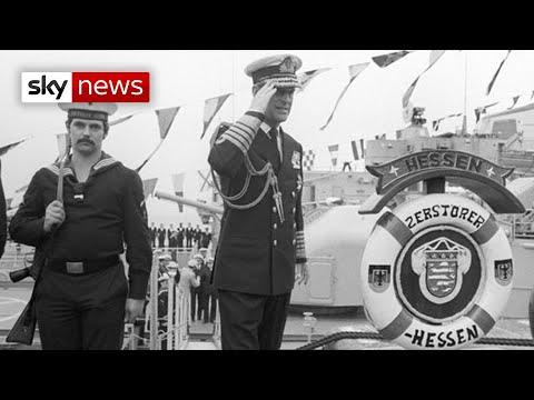 The Duke of Edinburgh Dies: A look back at Prince Philip's life