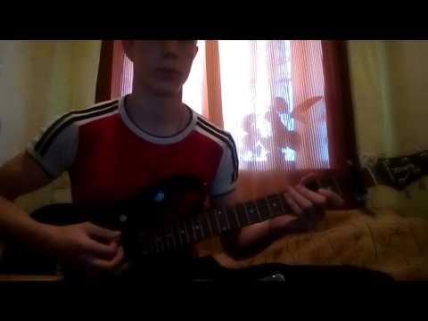 Disturbed   Facade guitar cover