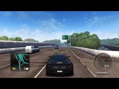 Test Drive Unlimited 2 - Just Some Random Driving / Co-op Driving
