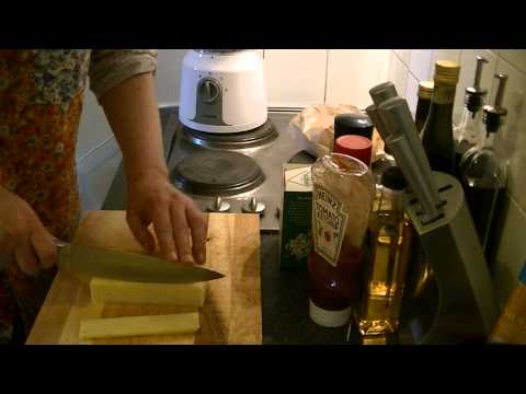 German Style Meatloaf (Leberkäse) - The Punkrock-Kitchen (even Punks have a good taste)