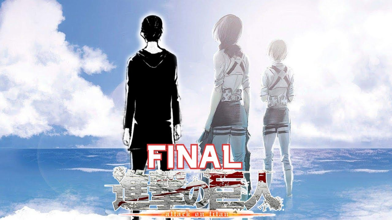 Download El CAPÍTULO FINAL DE SHINGEKI NO KYOJIN.  Manga # 139