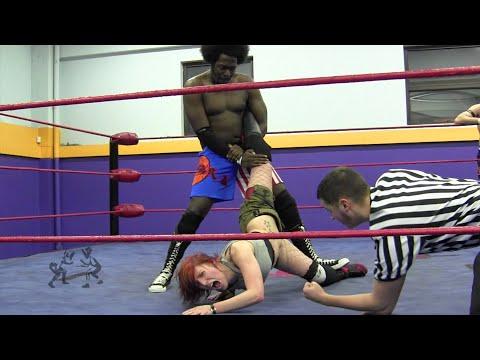 [Free Match] Addy Starr & Super Smash Bros. Vs. #KOA   Beyond Wrestling (Intergender Mixed Tag Team)