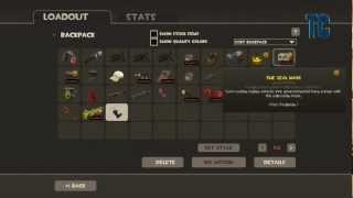 TF2:Prices Of The Halloween Update Items!