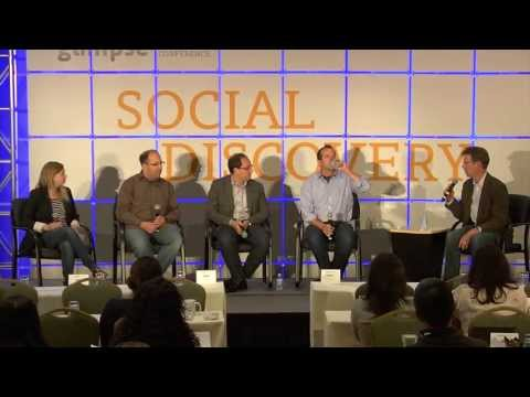 Glimpse Conference SF 2012: Investing in Discovery
