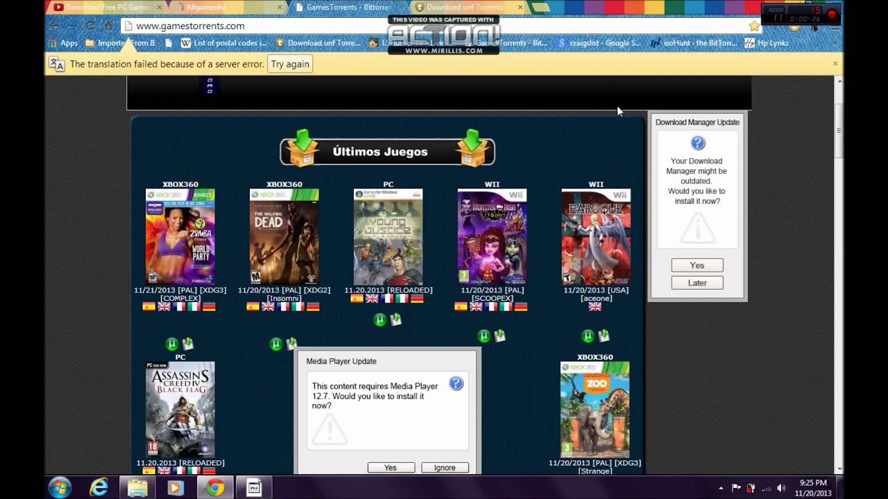 How To Download ALL GAMES PC,PSP,PS2,XBOX 360,NDS FREE ...
