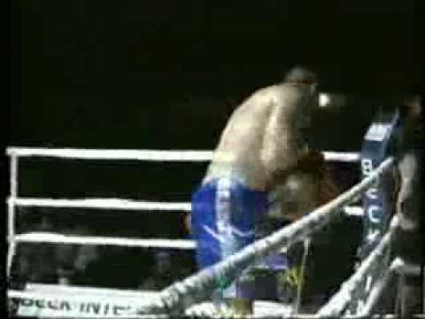 Valuev vs Sidon