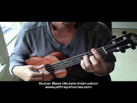 Learn To Play Pentatonic Scales On Ukulele