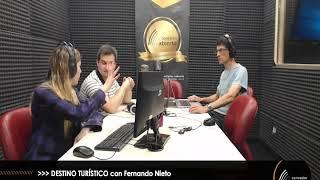 """""""DESTINO TURÍSTICO"""" - 08/11/19 - Conexión Abierta"""