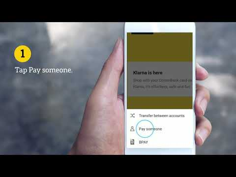 How To Make Payments And Transfer Between Accounts In The CommBank App