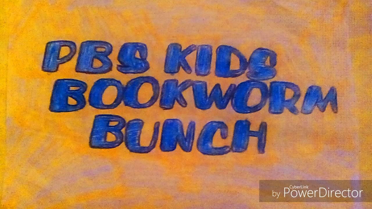 "(FAN-MADE) Boomerang: PBS Kids Bookworm Bunch ""Coming Up"