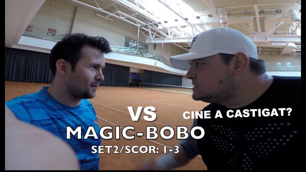 BOBONETE VS MAGICIANUL ROBERT TUDOR